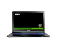 "MSI Mobile Workstation WS63VR 7RL-023US 15.6"" 4K Professional Laptop - Intel Core i7-7700HQ, NVIDIA Quadro P4000 8GB, 32GB RAM, 512GB SSD + 2TB HDD, Win 10 Pro"
