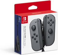 Nintendo Switch Joy Con Left & Right Gray