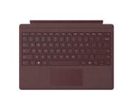 Microsoft Surface Pro Signature Type Cover Keyboard (Burgundy)