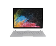 "Microsoft Surface Book 2 Commercial Laptop HMX-00001 13.5"" 2-in-1 Laptop - Intel Core i5-7300U, 2.6GHz, 8GB RAM, 256GB SSD, Win 10 Pro"