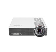 ASUS P3B Portable Wireless USB LED Projector - 12,000mAh Battery, Miscro SD, Built-in Speaker, 800 Lumens, 1280 x 800, HDMI