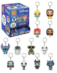 Disney Funko Pocket Pop Keychain Blindbag Collectible Figure