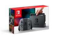 Nintendo Switch 32GB Console - Gray Joy Con