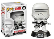 Funko Pop Star Wars The Last Jedi - First Order Flametrooper Collectible Figure