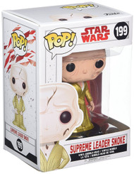 Funko Pop Star Wars The Last Jedi - Supreme Leader Snoke Collectible Figure