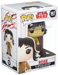 Funko Pop Star Wars The Last Jedi - Rose Collectible Figure