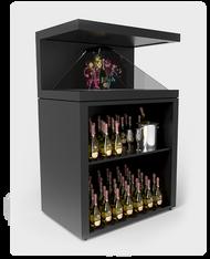 RealFiction Dreamoc XL3 Shelf Option Stand (Shelf  + Back Panel Only)
