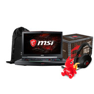 "MSI GT75 TITAN-056 17.3"" Gaming Laptop - Intel Core i7-8850H, GTX1080, 16GB DDR4, 1TB Mechanical  Keyboard, Win10, VR Ready"