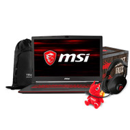 "MSI GL73 8RD-031 17.3"" Gaming Laptop - Intel Core i7-8750H GTX1050TI 16GB DDR4 128GB SSD +1TB Win10"