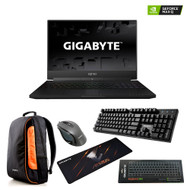 "Gigabyte Aero 15X v8-BK4K4P 15.6"" 4K Gaming Laptop - i7-8750H, NVIDIA®  GeForce® GTX 1070 with Max-Q Design, 16GB RAM, 512GB M.2 PCIe  SSD, UHD, Win 10 Pro"