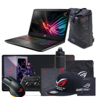 "ASUS ROG Strix GL703GS-DS74 Scar Edition 17.3"" Gaming Laptop - 8th-Gen 6-Core Intel Core i7 processor (up to 3.9GHz), GTX 1070 8GB, 144Hz 3ms display, 16GB DDR4, 256GB PCIe SSD + 1TB SSHD"