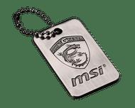 MSI Military Dog Tag