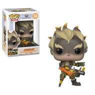 Funko Pop Games Overwatch Junkrat Collectible