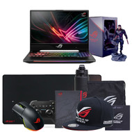 "ASUS ROG Strix SCAR II GL504GS-DS74 15.6"" Gaming Laptop - 144Hz IPS-Type Slim Bezel Display, GeForce GTX 1070 8GB, Intel Core i7-8750H Processor (up to 3.9GHz), 256GB PCIe SSD + 1TB SSHD, 16GB DDR4, RGB Keyboard"