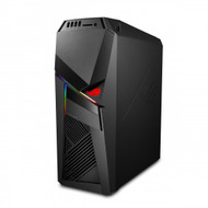 ROG Strix Gaming Desktop GL12CM-DS761, Overclocked Intel® Core™ i7-8700K, NVIDIA GeForce GTX 1060 6GB Graphics, 8GB DDR4 RAM, 256GB SSD + 1TB HDD, Windows 10, VR Ready, Black/Grey
