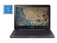 "SAMSUNG 11.6"" CHROMEBOOK 3 XE500C13-K05US - INTEL CELERON N3060, 16GB, 2GB, INTEL HD GRAPHICS, 2 CELL 11 HOURS, CHROME OS"