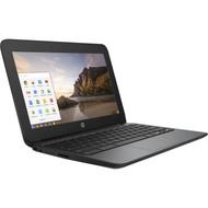 """HP 11.6"""" Chromebook 11 G4 Education Edition - Celeron N2840 2.58 GHz,4GB DDR3L-1600, 16GB eMMC,11.6 LED HD SVA AG,UMA: HD,No Optical,802.11 a/b/g/n/ac+BT 4.0,BT,TPM,TV HD webcam,Chrome OS"""