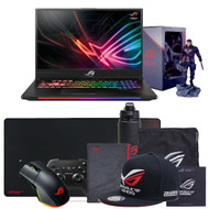 "ASUS ROG Strix SCAR II GL704GM-DH74 17.3"" Gaming Laptop - Intel Core i7-8750H, GeForce GTX 1060 6GB, 16GB DDR4, 256GB PCIe SSD + 1TB HDD, 144Hz 3ms IPS"