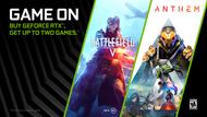 Battlefield 5 + Anthem Game Codes