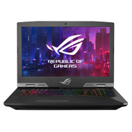 "ROG G703GX Desktop Replacement Gaming Laptop, GeForce RTX 2080, 17.3"" FHD 144Hz G-SYNC, Intel Core i9-8950HK Processor, 32GB DDR4, 1.5TB PCIe SSD (RAID 0), Per-Key RGB, Windows 10 Pro - G703GX-XS98K"