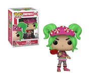 From Fortnite, Zoey, as a stylized POP vinyl from Funko! Figure stands 3 3/4 inches and comes in a window display box. Check out the other Fortnite figures from Funko! Collect them all!