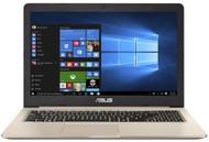 "ASUS VivoBook Pro 15.6"" UHD Laptop - Intel Core i7-7700HQ, NVIDIA GTX 1050 4GB, 16GB DDR4, 1TB HDD + 256GB SSD, Windows 10, Touch Screen  - N580VD-DS76T"