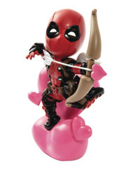 Beast Kingdom Marvel Comics Mea-004 Deadpool Cupid Mini Egg Attack Action Figure