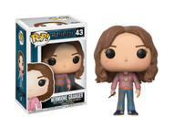 Funko Pop! Movies Harry Potter Hermione with Time Turner Toy