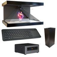 Holographic Solution Kit - Dreamoc HD3, Stand, NUC Mini PC, Wireless Microsoft Access Point