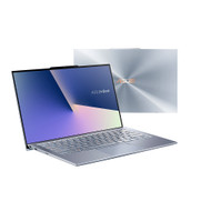 "ASUS ZenBook S13 Ultra Thin & Light Laptop, 13.9"" FHD, Intel Core i7-8565U CPU, NVIDIA GeForce MX150, 16GB RAM, 512GB PCIe SSD, Windows 10 Pro, Silver Blue, UX392FN-XS77"