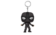 Funko Pocket POP Marvel Spider Man (Stealth Suit) Far from Home Keychain