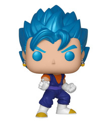 Funko POP! Animation: Dragonball Super - SSGSS Vegito (Exclusive) #515 with Protector case
