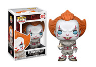 Funko Pop! Vinyl Movies: It - Pennywise with Boat Collectible Figure