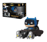 Funko Pop! Vinyl Movie Rides: Batman 80th - 1950 Batmobile Collectible Figure