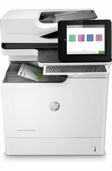 HP LaserJet Enterprise Flow MFP M681f - multifunction printer - color