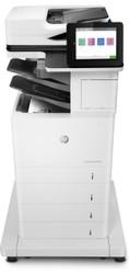 HP LaserJet Enterprise MFP M631z - multifunction printer - B/W
