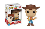 Funko Pop! Vinyl Disney: Toy Story Woody New Pose Action Figure #168