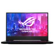 "ASUS ROG Zephyrus S Gaming Laptop - 15.6"" FHD 144 Hz 3ms, i7-9750H, 16GB 2666, 512GB PCIe NVMe, GTX 1660 Ti - GU502GU-XB74"