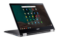 "Acer Chromebook Spin 13 CP713-1WN-59KY - 13.5"" - Core i5 8250U - 16 GB RAM - 128 GB eMMC (NX.EFJAA.003)"