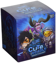 Blizzard Cute But Deadly Series 2 Vinyl Figure Blind Box