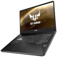 "ASUS TUF Gaming Laptop, 120Hz 17.3"" FHD IPS-Type, AMD Ryzen 7 3750H, GeForce GTX 1660 Ti, 16GB DDR4, 512GB PCIe SSD, Gigabit Wi-Fi 5, Windows 10 Home, TUF705DU-KH74"