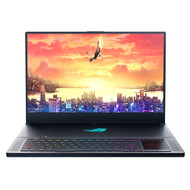 "ASUS ROG Zephyrus S GX701 Gaming Laptop, 17.3"" 144Hz Pantone Validated Full HD IPS, GeForce RTX 2080, Intel Core i7-8750H Processor, 16GB DDR4, 1TB PCIe NVMe SSD Hyper Drive, Windows 10 Pro - GX701GX-XS76 ( USED)"