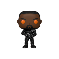 Funko POP! Movies: Hobbs & Shaw - Brixton w/ Orange Eyes