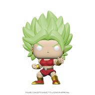 Funko POP! Animation: Dragon Ball Super S4 - Super Saiyan Kale