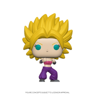 Funko POP! Animation: Dragon Ball Super S4 - Super Saiyan Caulifla
