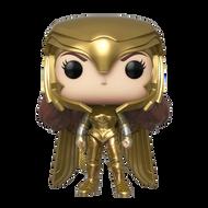 Funko POP! Heroes: Wonder Woman 1984 - WW Gold Power (MT)