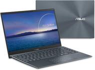"ASUS ZenBook 14 Ultra-Slim Laptop 14"" Full HD NanoEdge Bezel, Intel Core i7-1065G7, 8GB RAM, 512GB PCIe SSD, NumberPad, Thunderbolt 3, Windows 10 Home, Pine Grey, UX425JA-EB71"