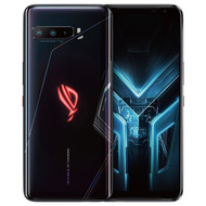 "ASUS ROG Gaming Phone 3 - 6.59"" FHD+ 2340x1080 HDR 144Hz Display - 6000mAh Battery - 64MP/13MP/5MP Triple Camera with 24MP Front Camera – 12GB RAM - 512GB Storage -5G LTE Unlocked Dual SIM Cell Phone"