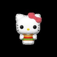 Funko POP! Sanrio: Hello Kitty S2 - Hello Kitty (Kawaii Burger Shop)