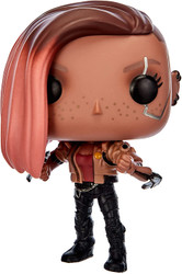 Funko POP! Games: Cyberpunk 2077- V-Female
